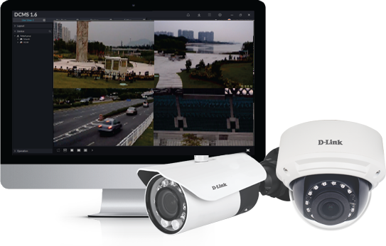 D-Link Products | Range of Cameras | CCTV Solution - IP